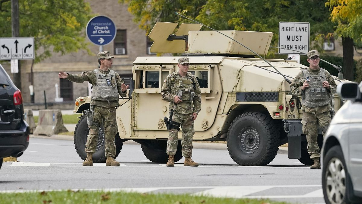 Ohio gov. activates National Guard ahead of potential riots