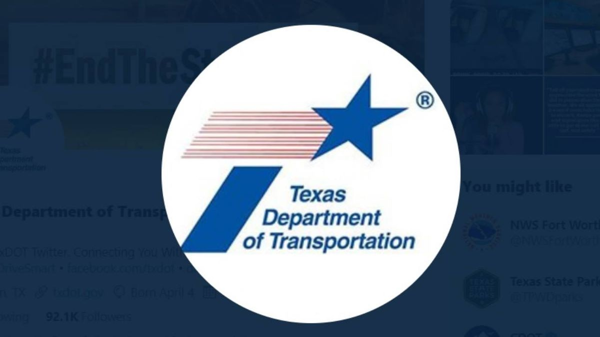 Misspelled road sign draws funny tweet reaction from Texas DOT