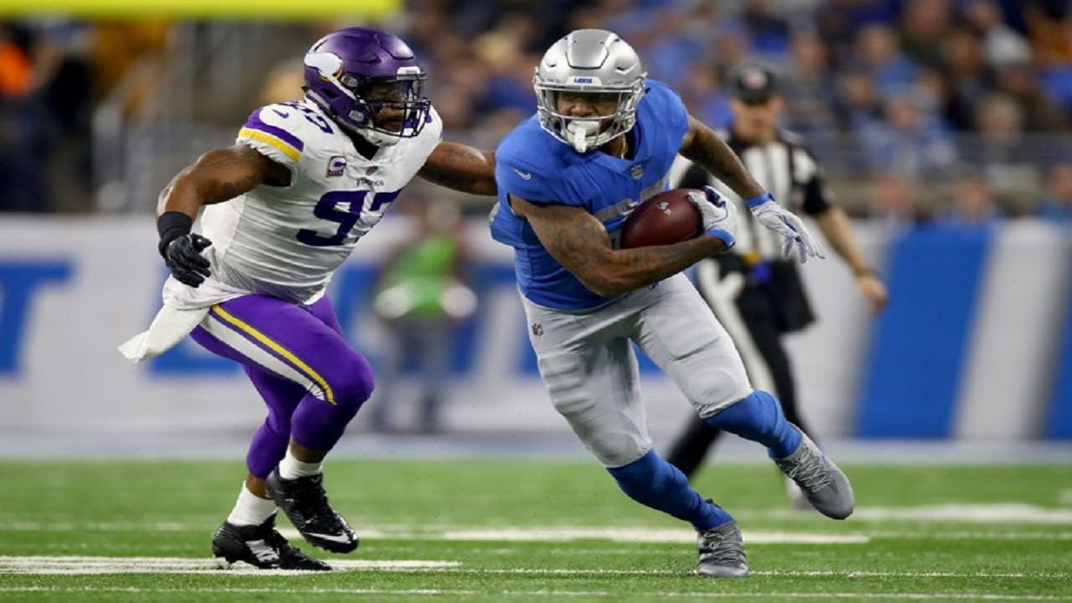 Report: Steelers sign tight end Eric Ebron, add DL Chris Wormley