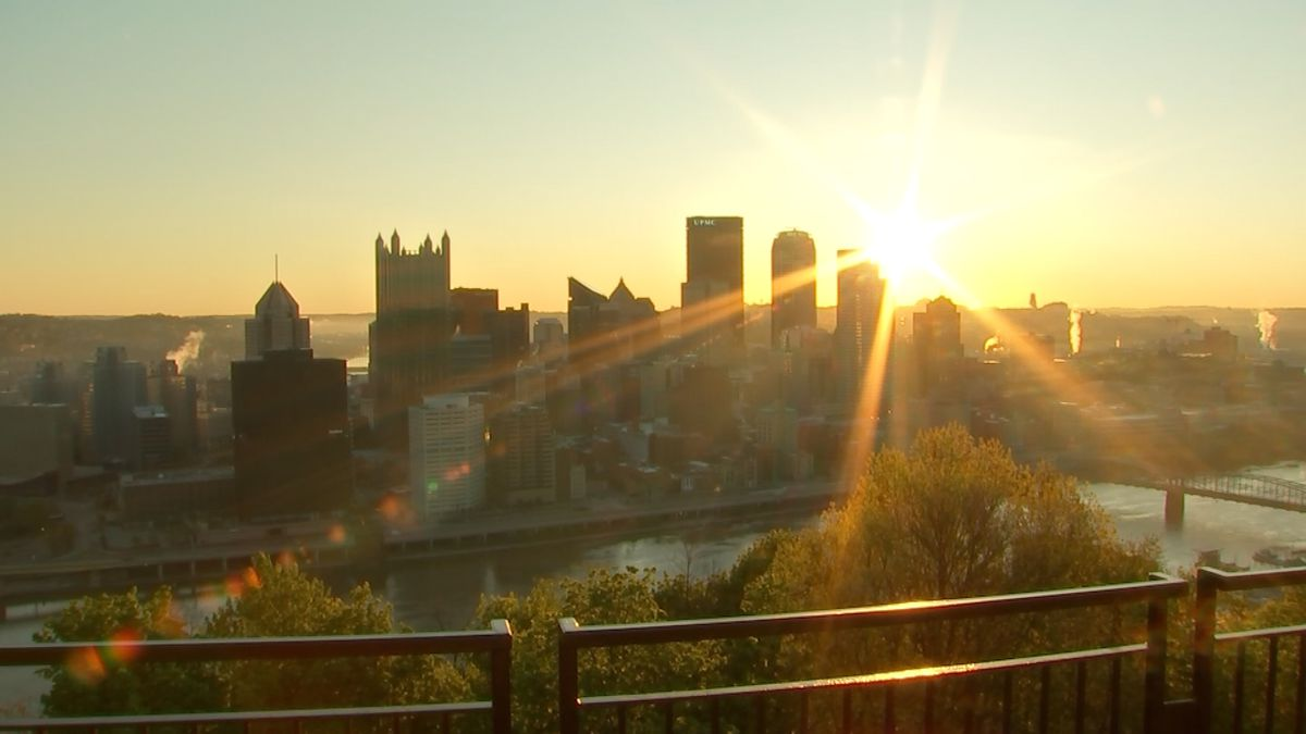 ON THIS DAY: Wednesday marks 25 years since temps hit 100 degrees in Pittsburgh