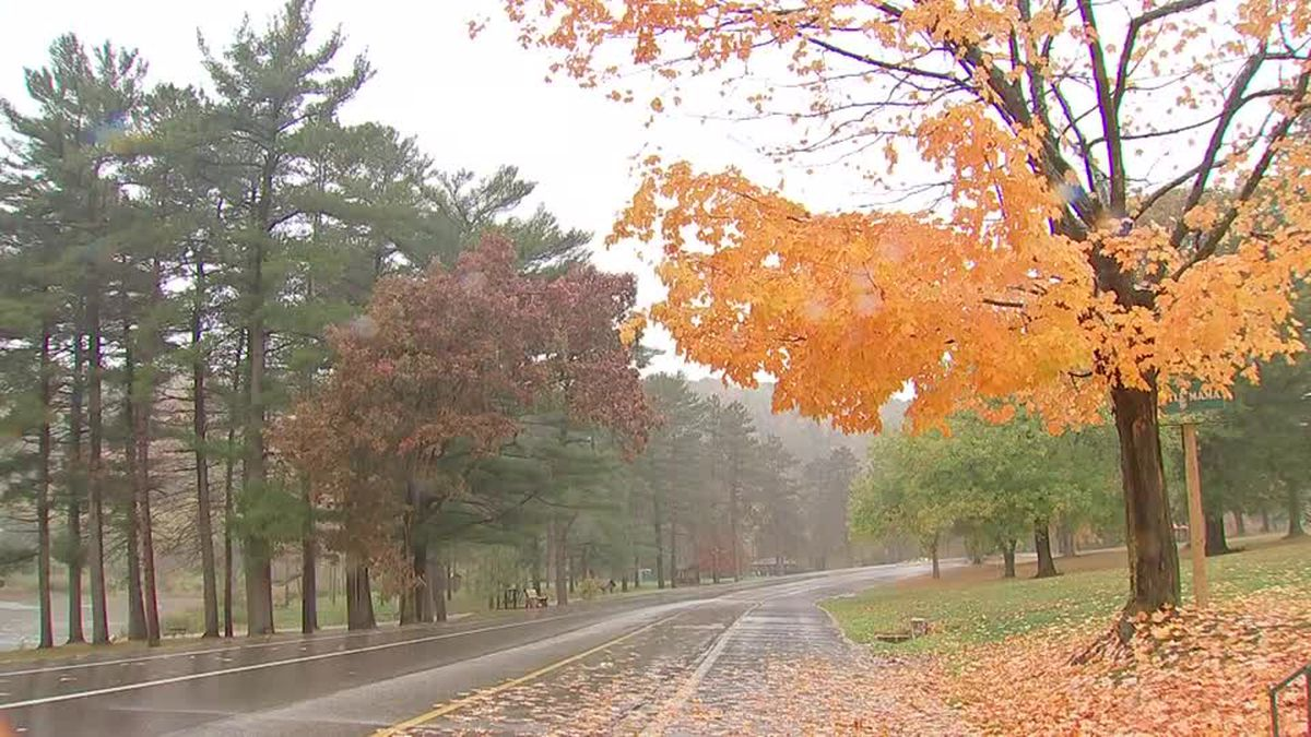 Warmer fall months has been a trend for 50 years