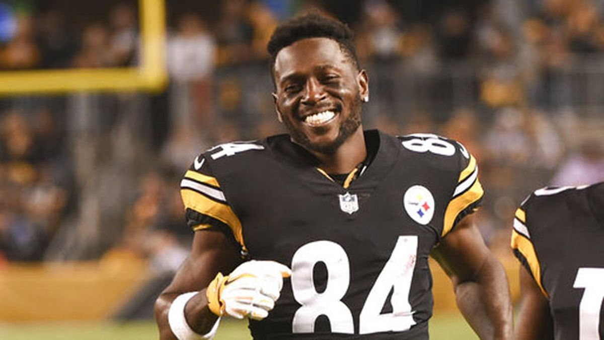 Report: Steelers expected to consider trade offers for Antonio Brown