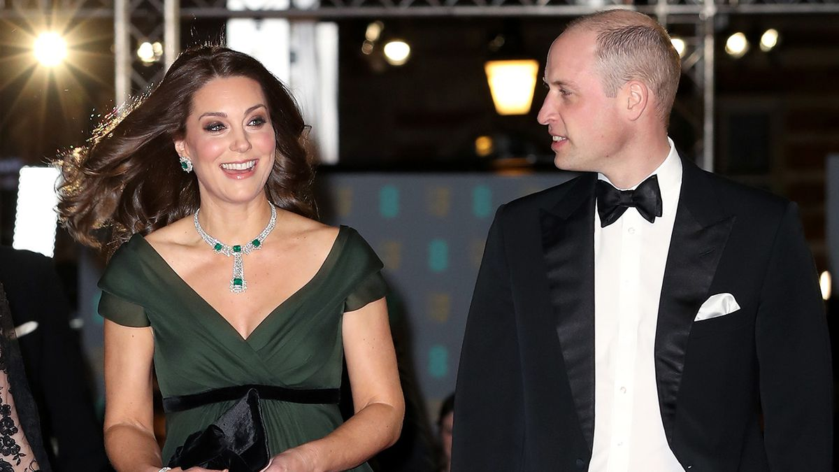 Duchess Catherine sparks outrage by not wearing black at BAFTAs