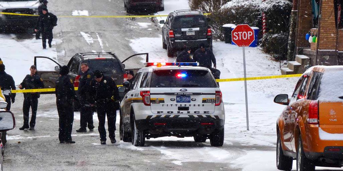 Man arrested after deadly double shooting on Pittsburgh's North Side