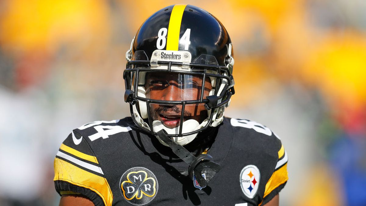 Report: Rooney says 'all options on table' for Antonio Brown except outright release