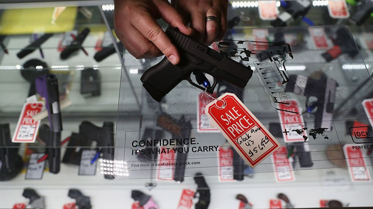 Ohio lawmakers pass bill designating gun shops as 'essential business' during pandemic