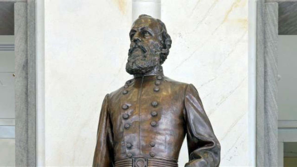4-ton Confederate statue might be too heavy for historic Florida courthouse floors