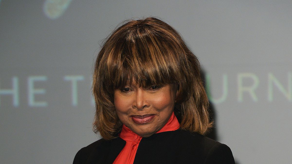 Tina Turner says final goodbye to oldest son: 'He will always be my baby'