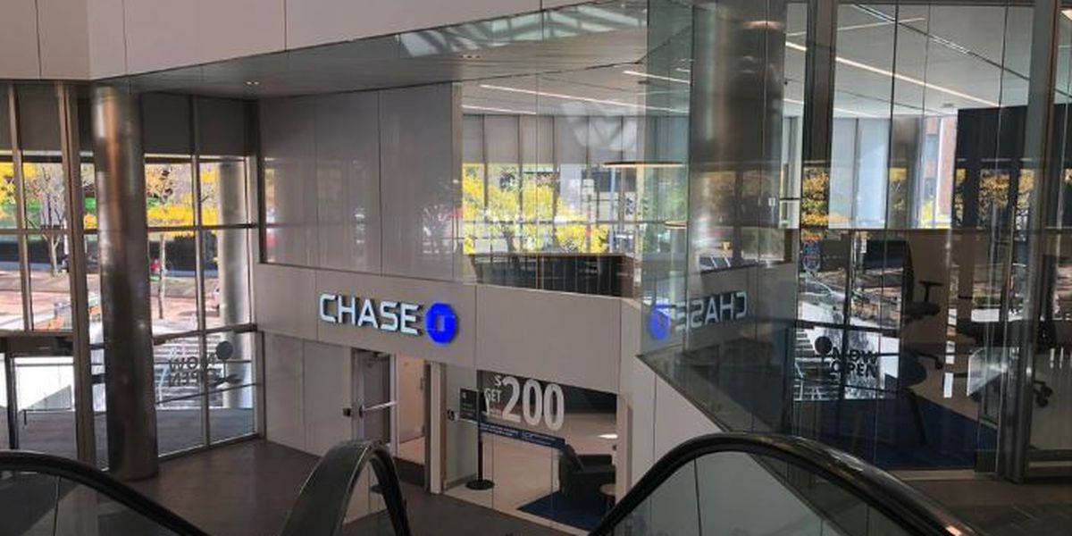 Chase branching out in this part of Pittsburgh