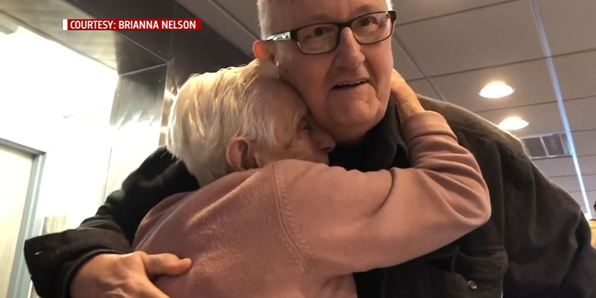 Pa. woman meets adopted brother for first time in over 70 years