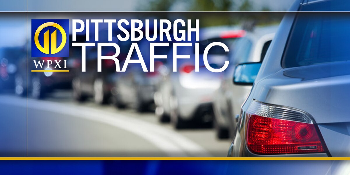 Pittsburgh Traffic: Updates on Wednesday's morning commute