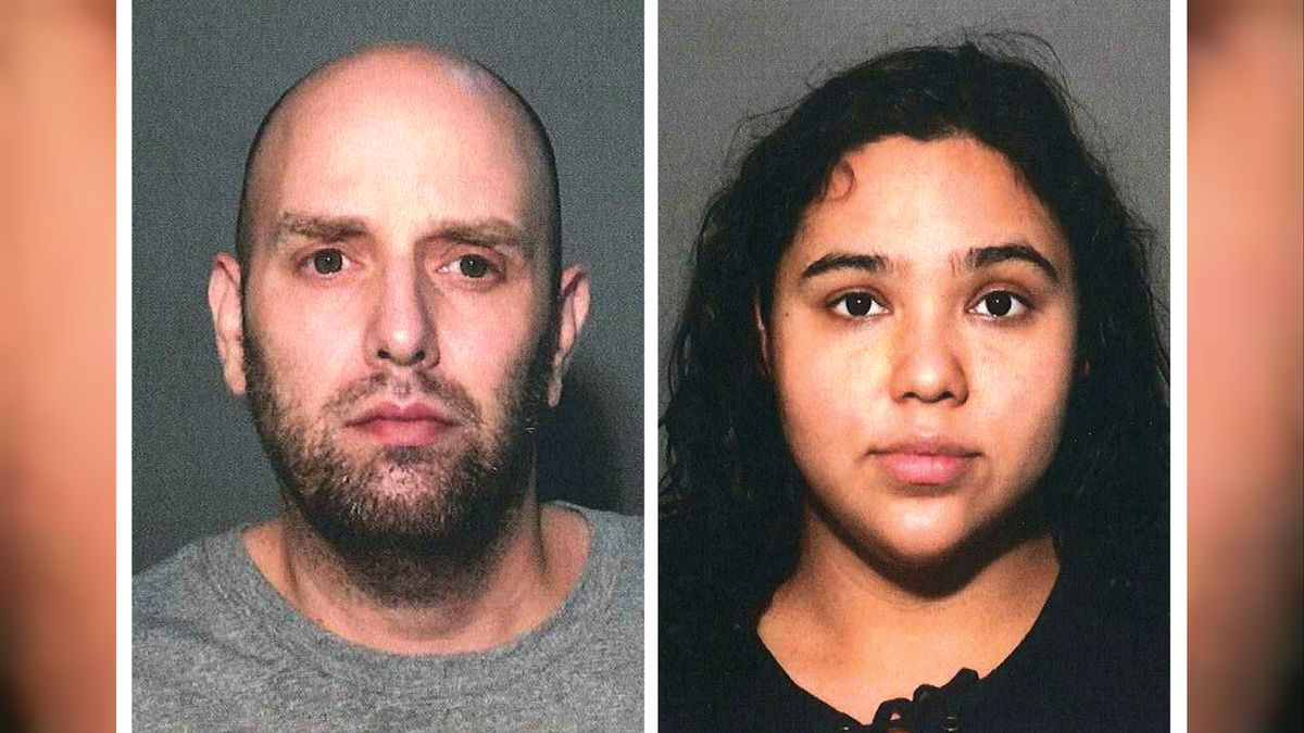 New York couple charged with beating Connecticut hotel clerk in racist attack over hot water