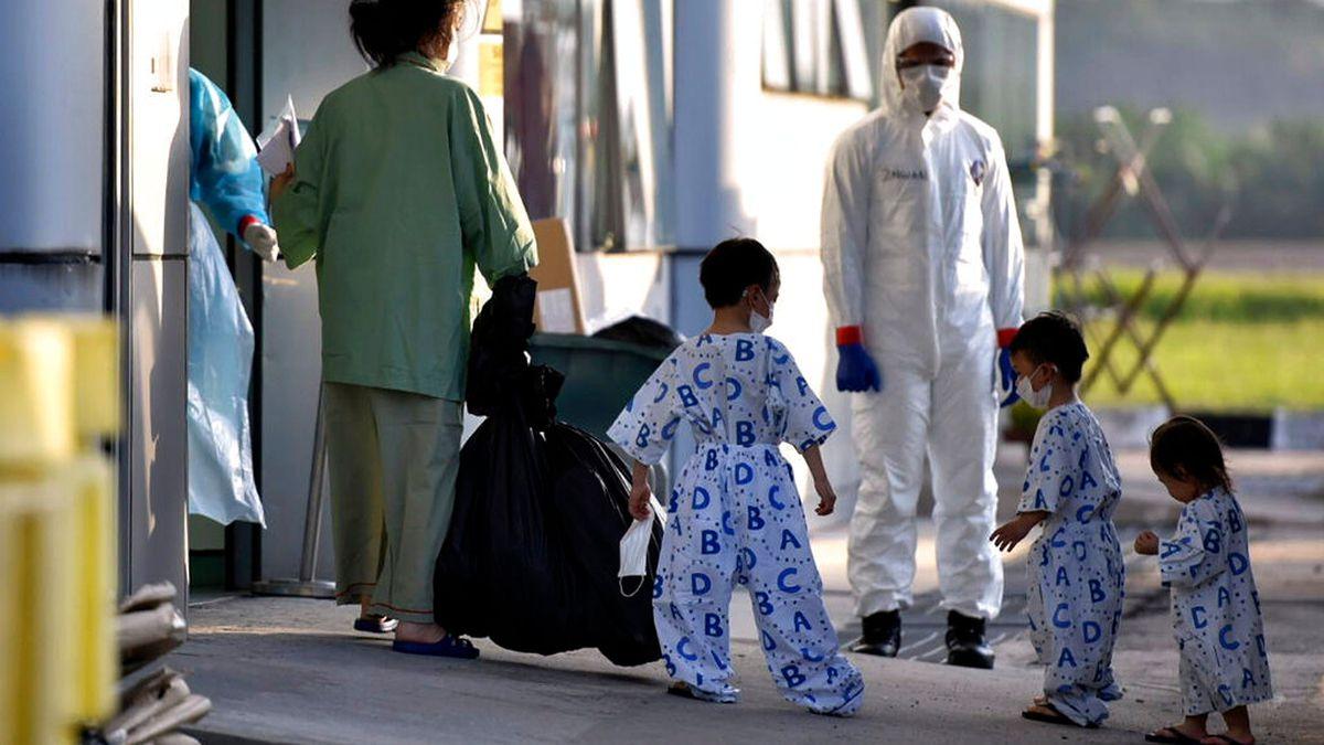 Coronavirus: Talking to kids about the outbreak