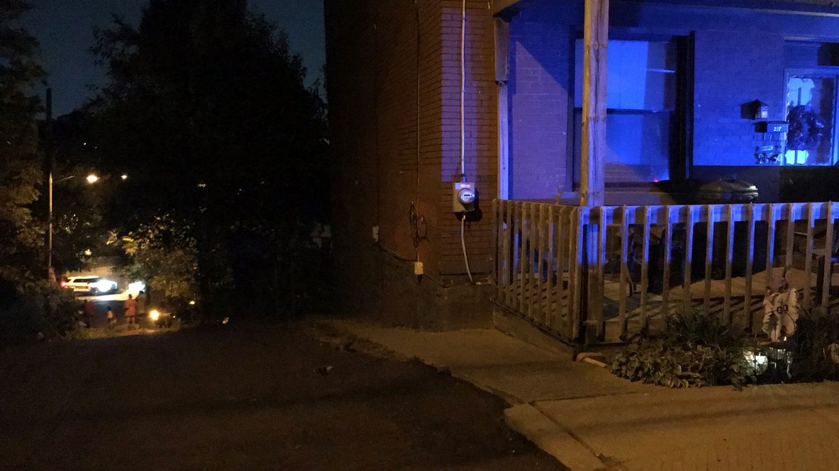 Police: Woman injured after trying to hit man, dog with car in Pittsburgh neighborhood