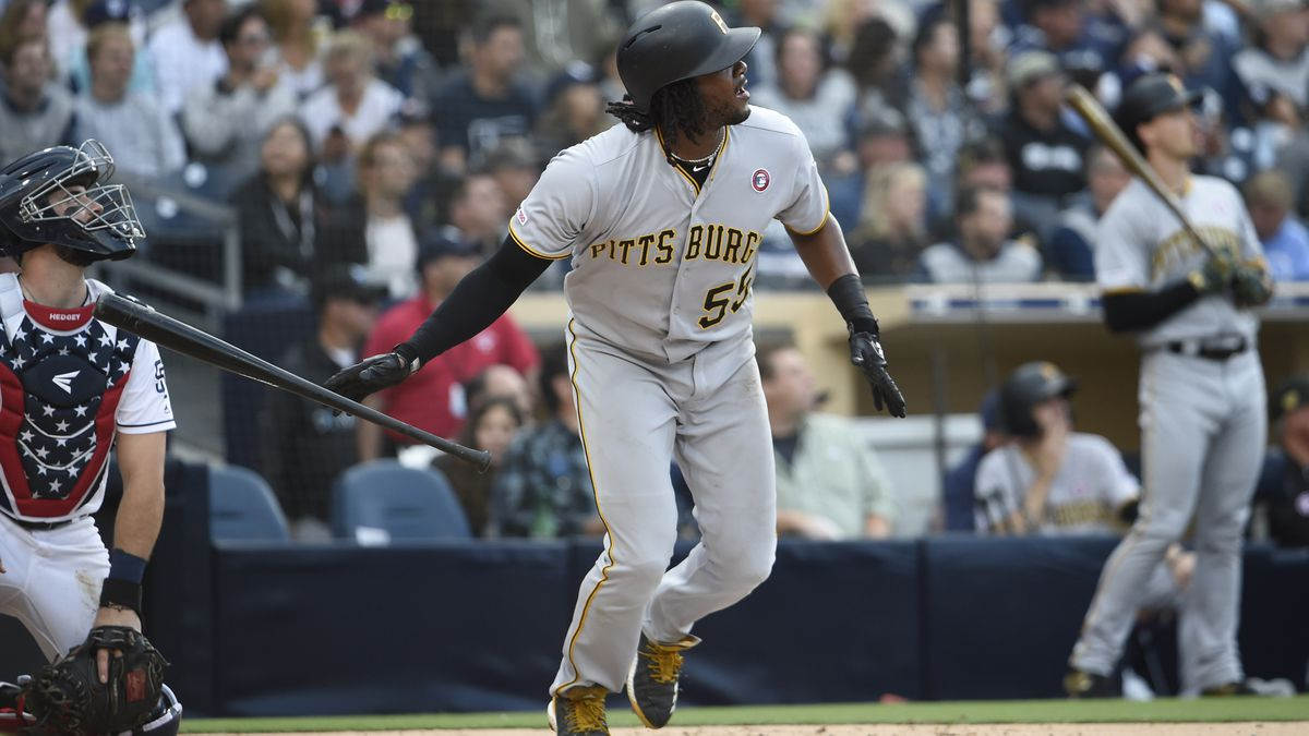 Josh Bell sees plus in Pittsburgh's late spurt amid loss to Cubs