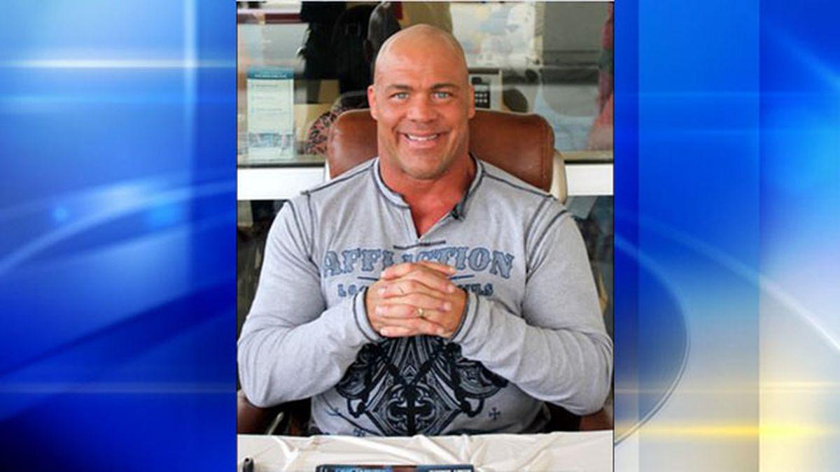 Mount Lebanon native Kurt Angle to be inducted into WWE Hall of Fame