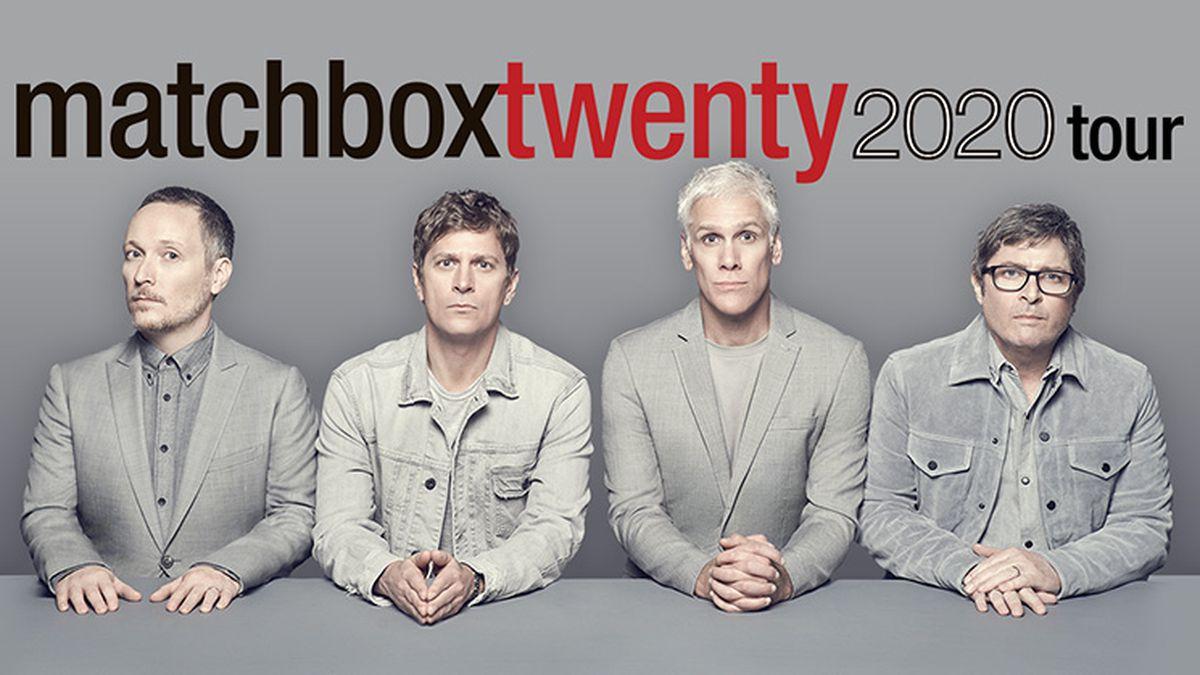 Matchbox Twenty bringing tour to S&T Bank Music Park