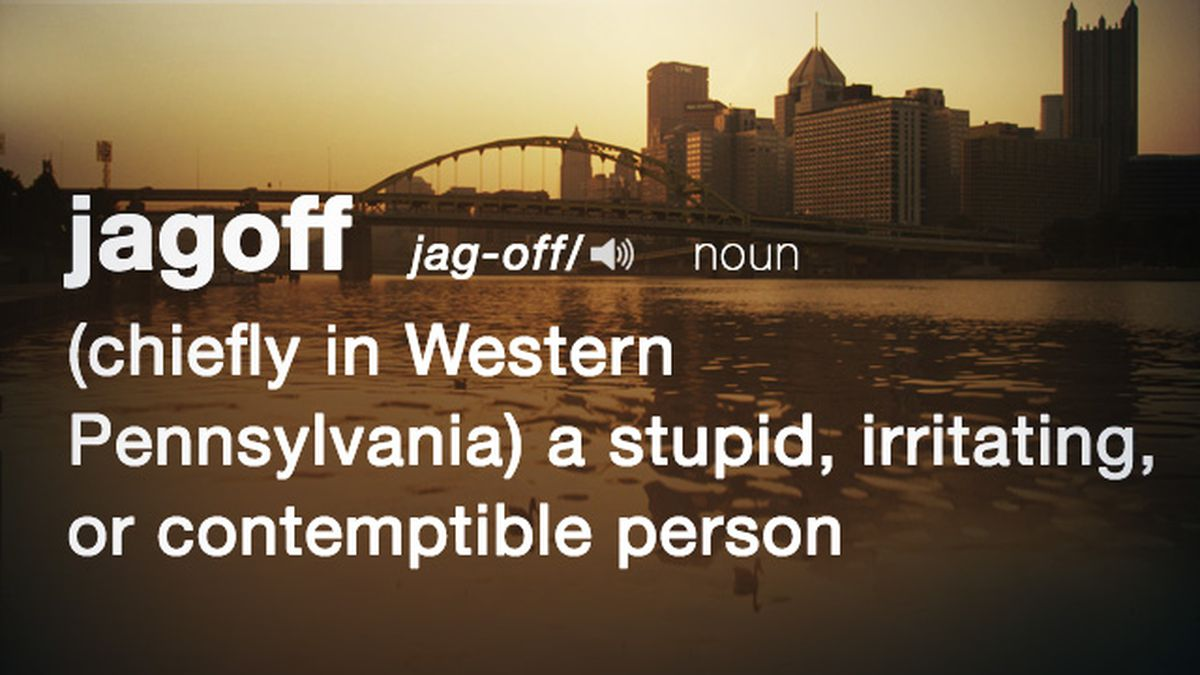 Jagoff added to Oxford English Dictionary