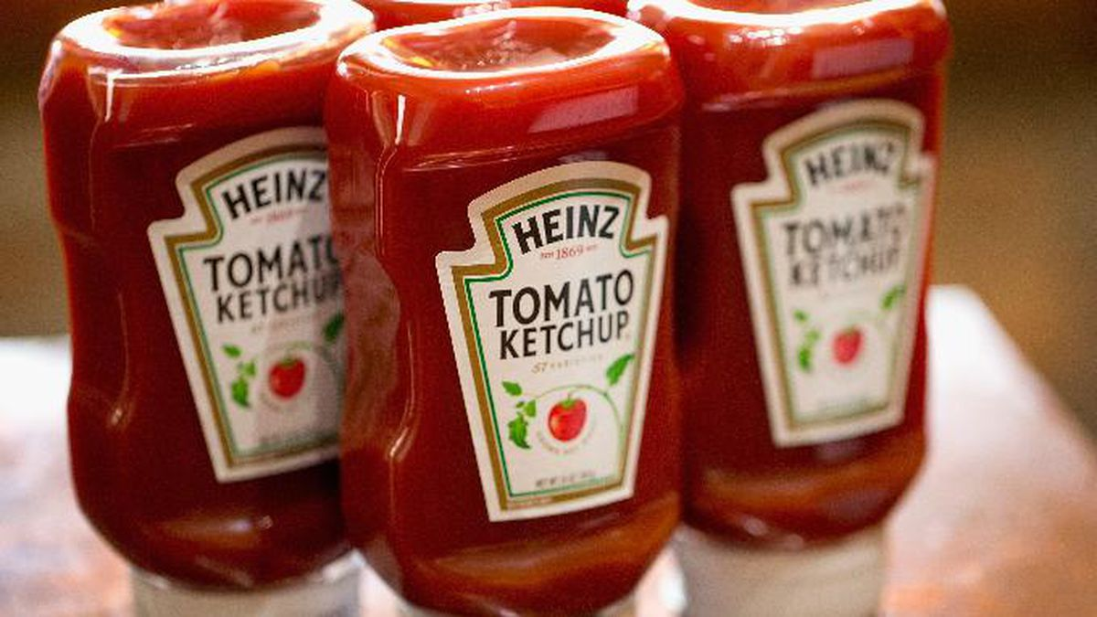 Ketchup or mayo ice cream? Heinz selling kits to turn sauces into frozen treats