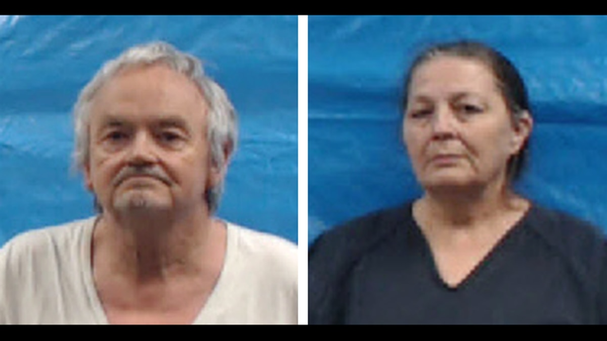 Tennessee couple charged after 10-year-old girl's remains found buried in backyard