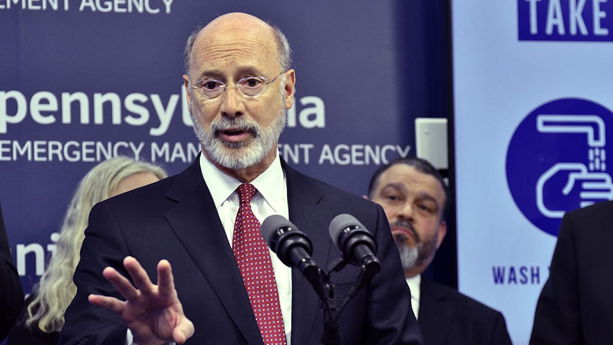 Pa. high court turns down effort to end Gov. Tom Wolf's shutdown order
