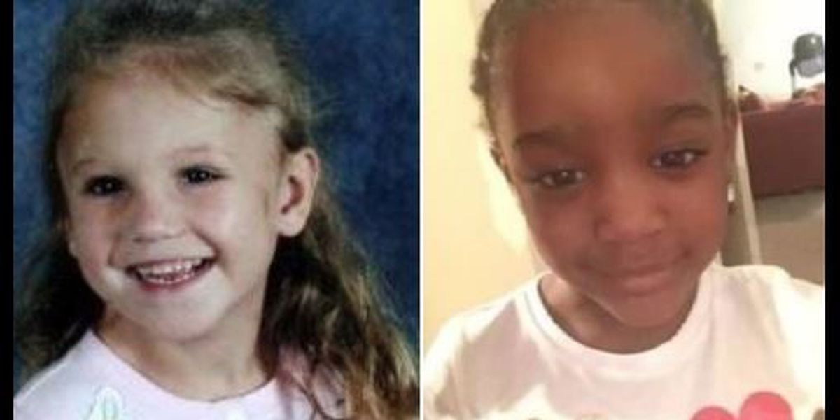 'The similarities are quite uncanny': Cases of two missing 5-year-old girls connected by mystery