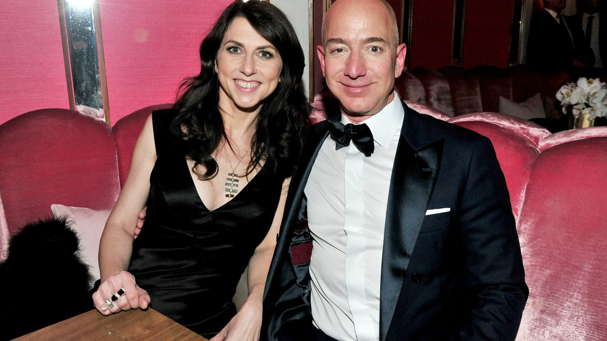 MacKenzie Scott, ex-wife of Amazon's Jeff Bezos, donates $1.7 billion to nonprofits
