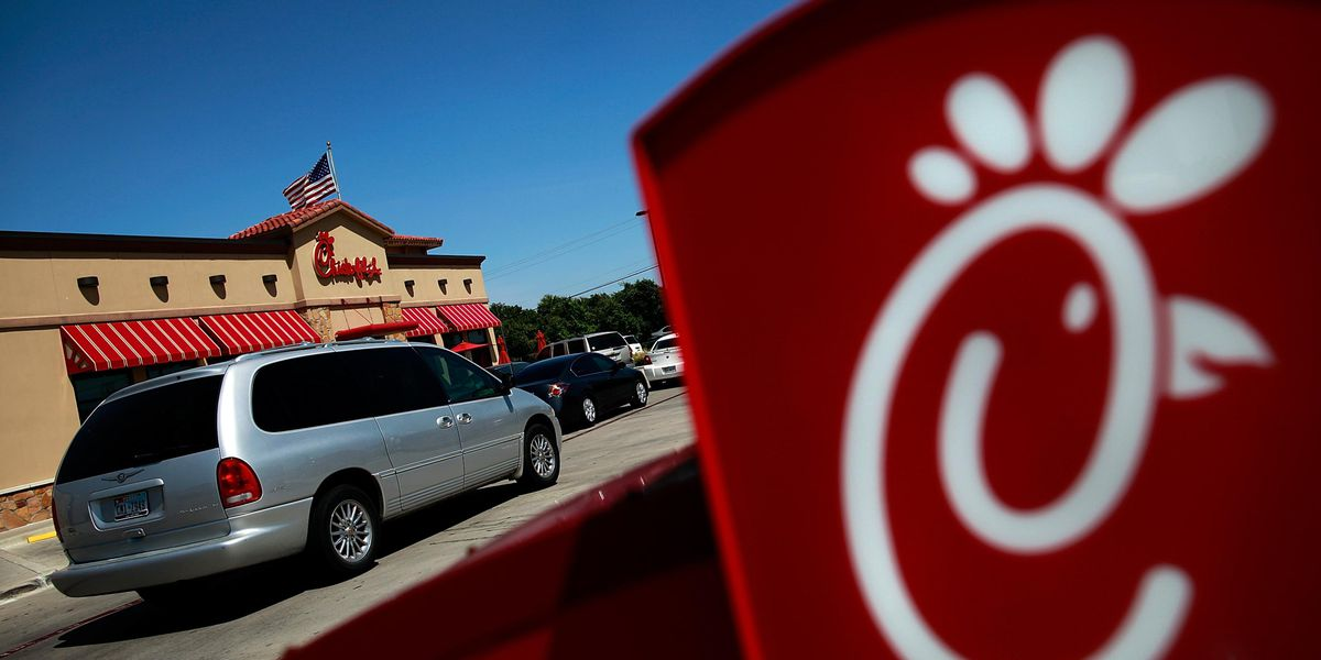 Chick-fil-A responds to 'incredibly disturbing video' of worker attacking man in restaurant
