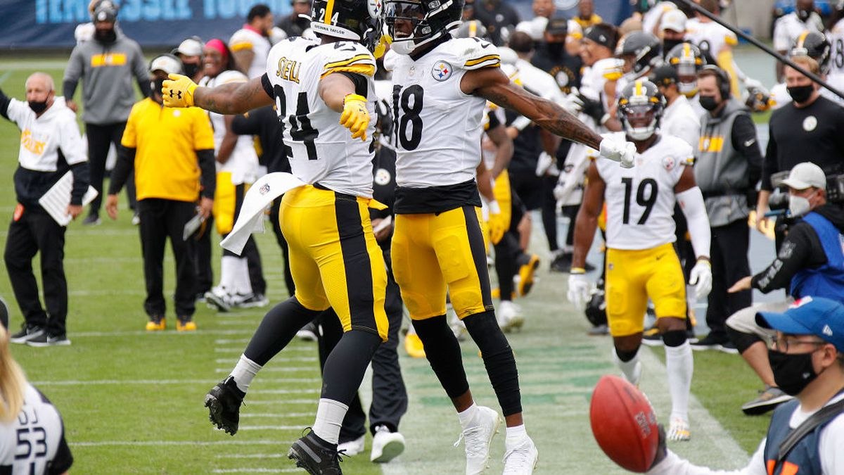 Steelers dominate early, hold off Titans for 27-24 win