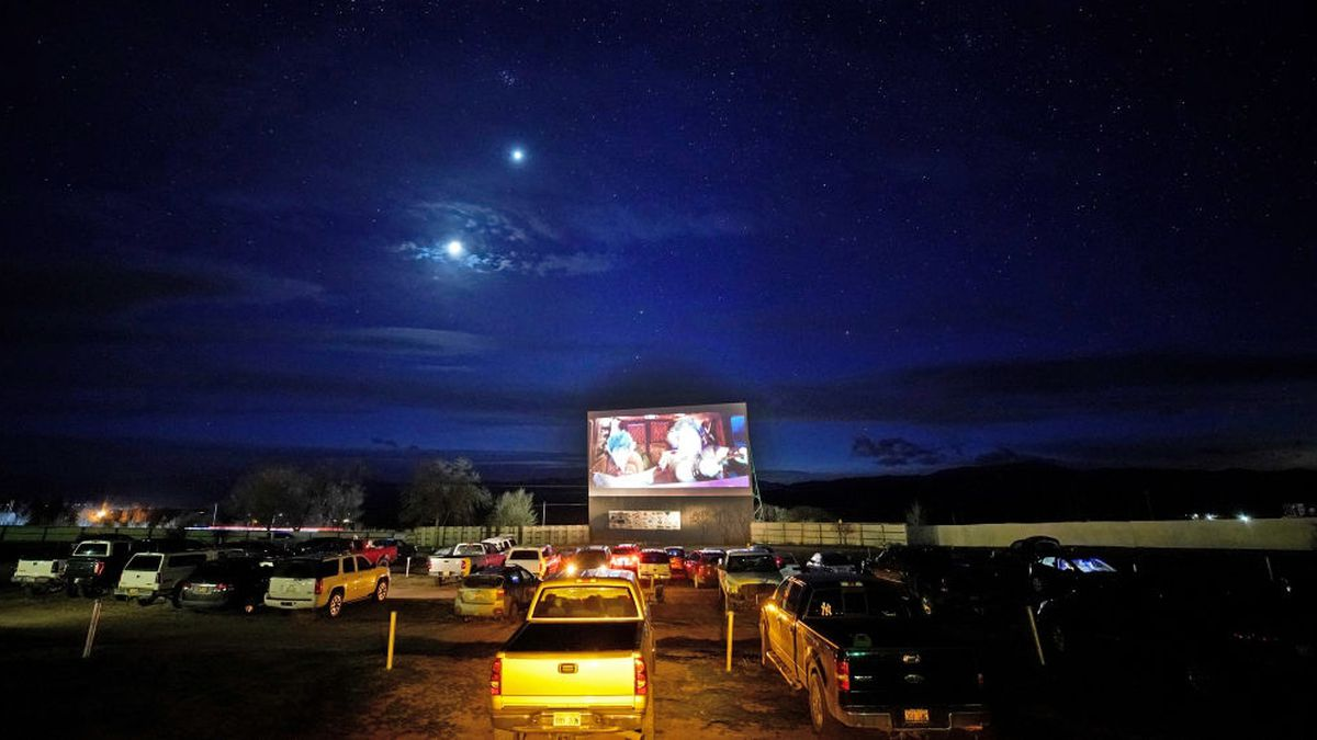 Local drive-in theater now opening this weekend