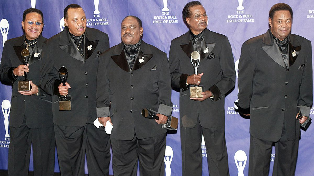Charles Barksdale, bass vocalist for The Dells, dies