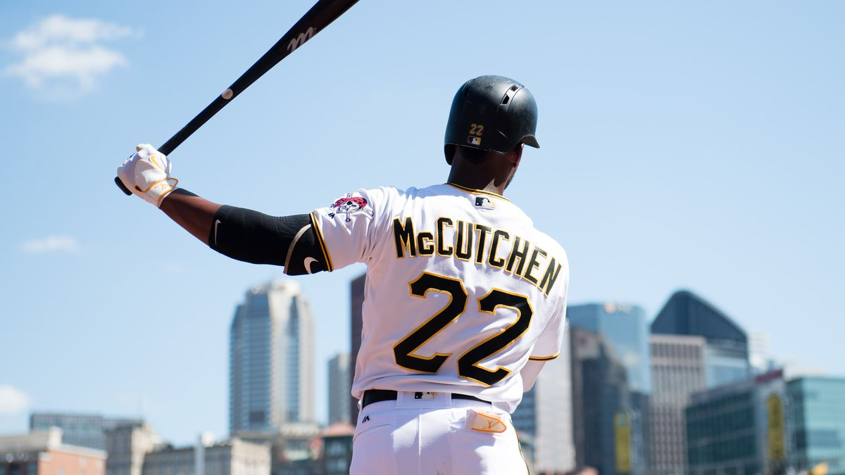 Andrew McCutchen named Pirates' best player of the decade