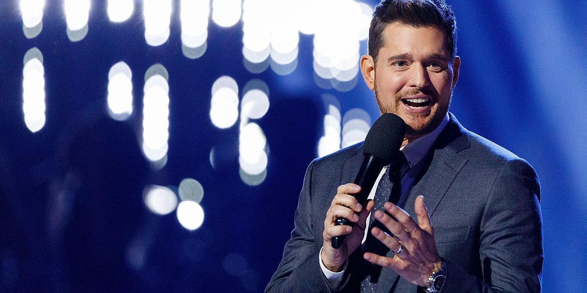 Michael Bublé is bringing his 'love' tour to Pittsburgh