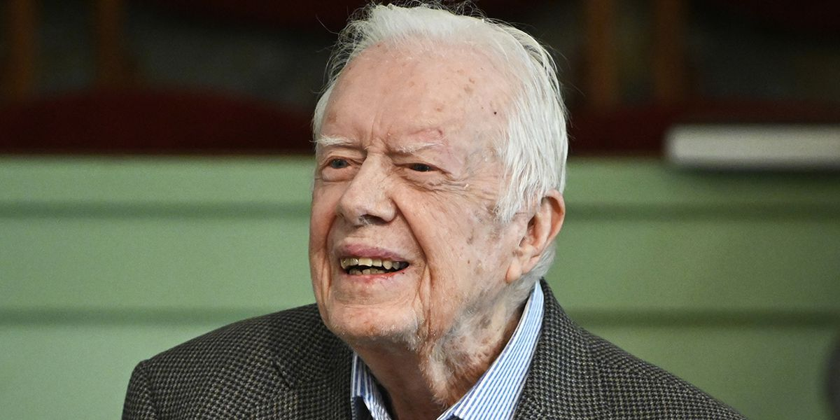 Jimmy Carter hospitalized for infection