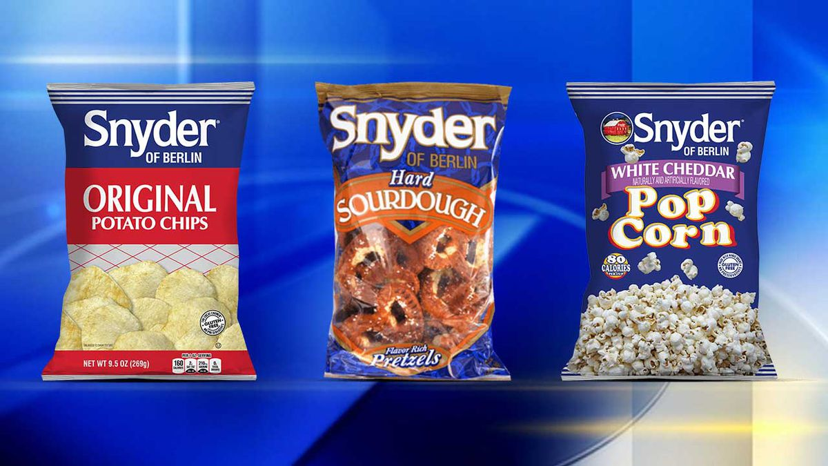Popular local chip company sold to competitor Utz
