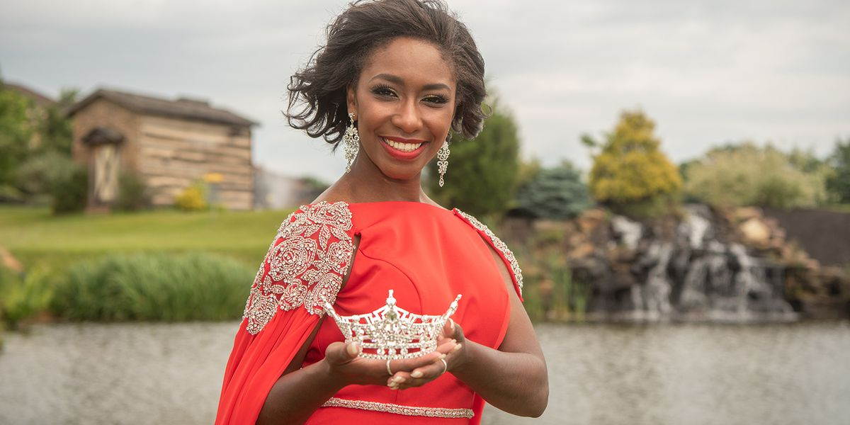 Meet Miss Pa Before She Takes The 2020 Miss America