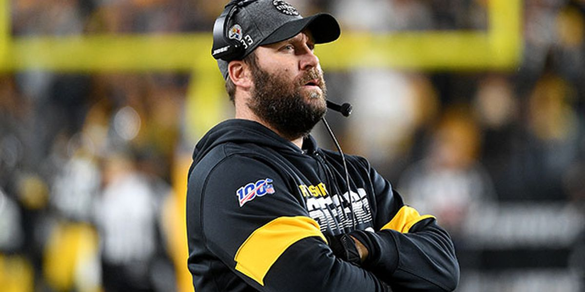 Steelers' GM 'optimistic' about Big Ben's health, offensive rebound for 2020 season