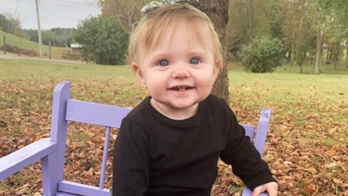 Remains believed to be missing 15-month-old Evelyn Boswell found, TBI says