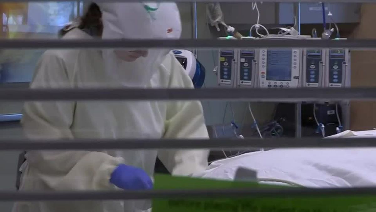 Pennsylvania COVID-19 levels reach highest hospitalization rate since May