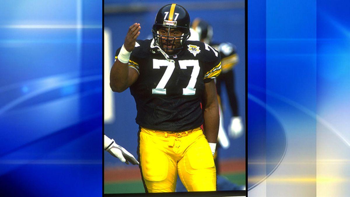 Former Steelers star Haselrig dies at 54