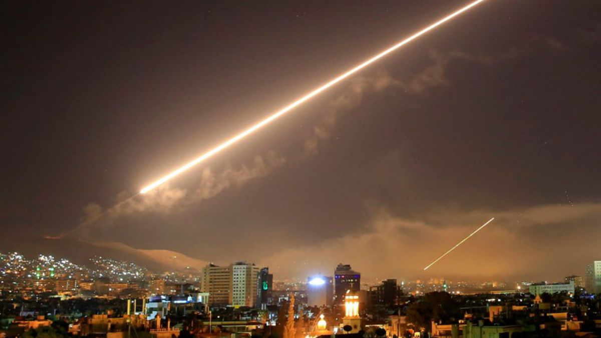 Russia responds to Syria airstrike, warns of 'consequences'