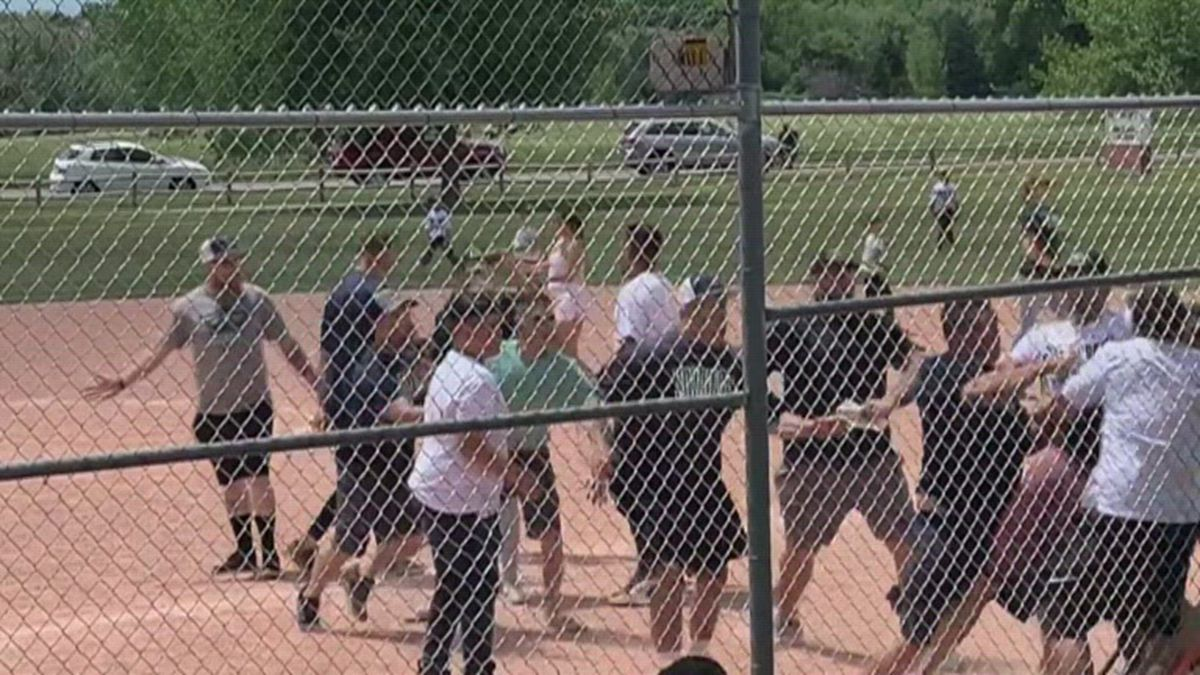 Parents, coaches involved in massive brawl at youth baseball game