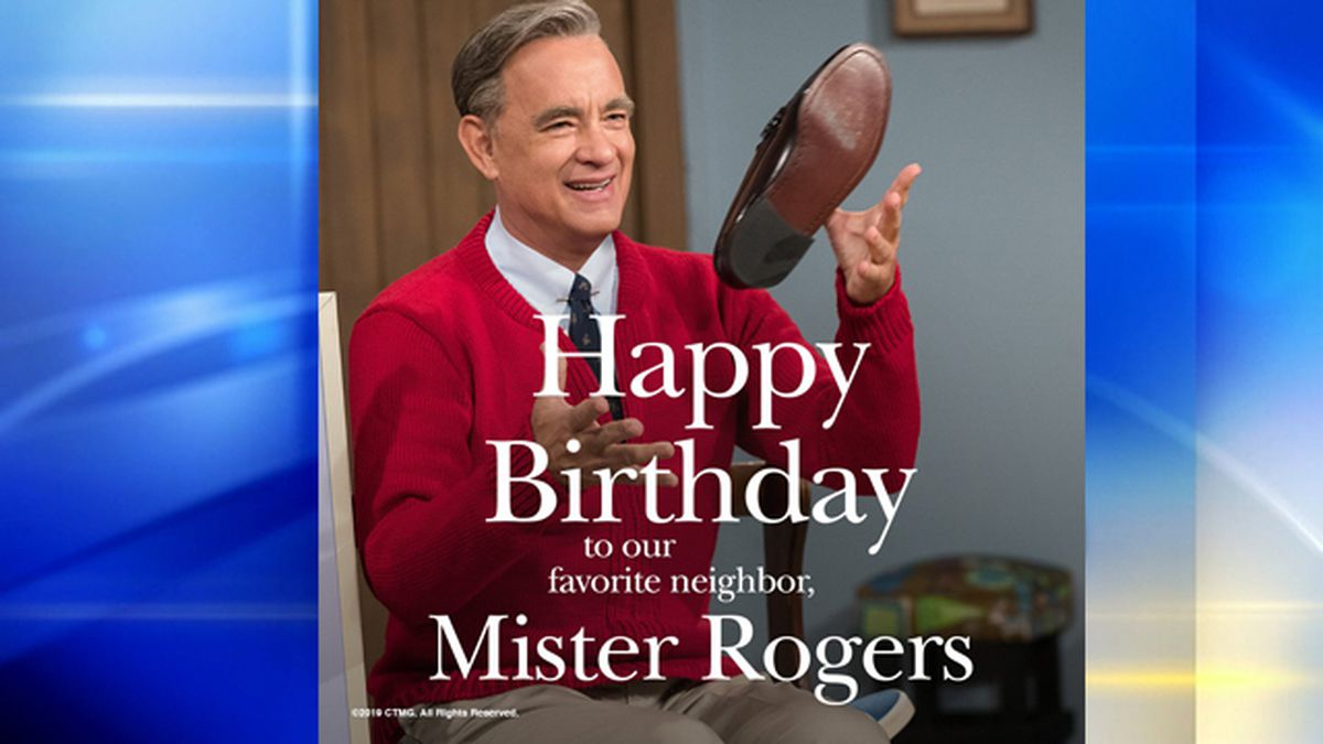 'A Beautiful Day' movie honors Mr. Rogers on his birthday