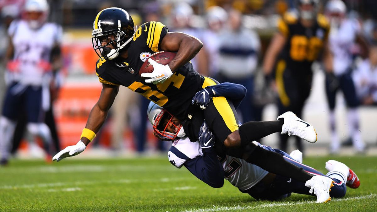 Pittsburgh Steelers' Antonio Brown not playing in crucial game