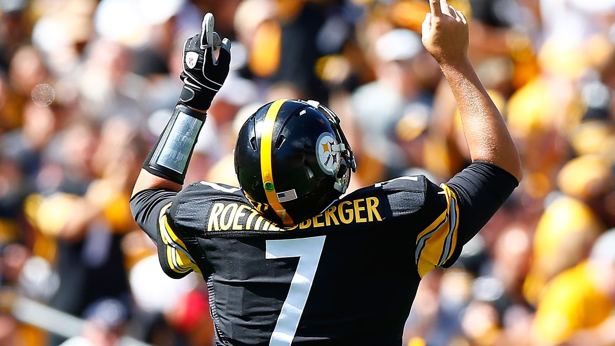 Steelers QB Ben Roethlisberger named AFC Offensive Player of the Week