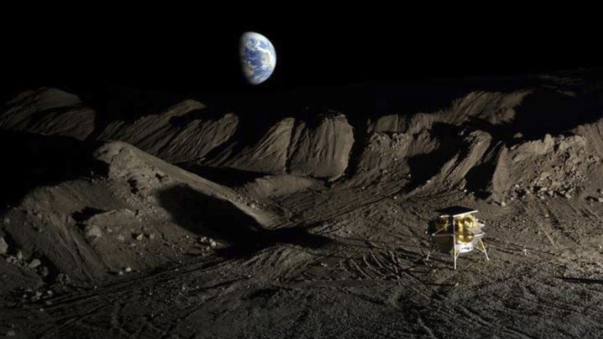 NASA chooses Astrobotic to deliver first round of payloads to the moon
