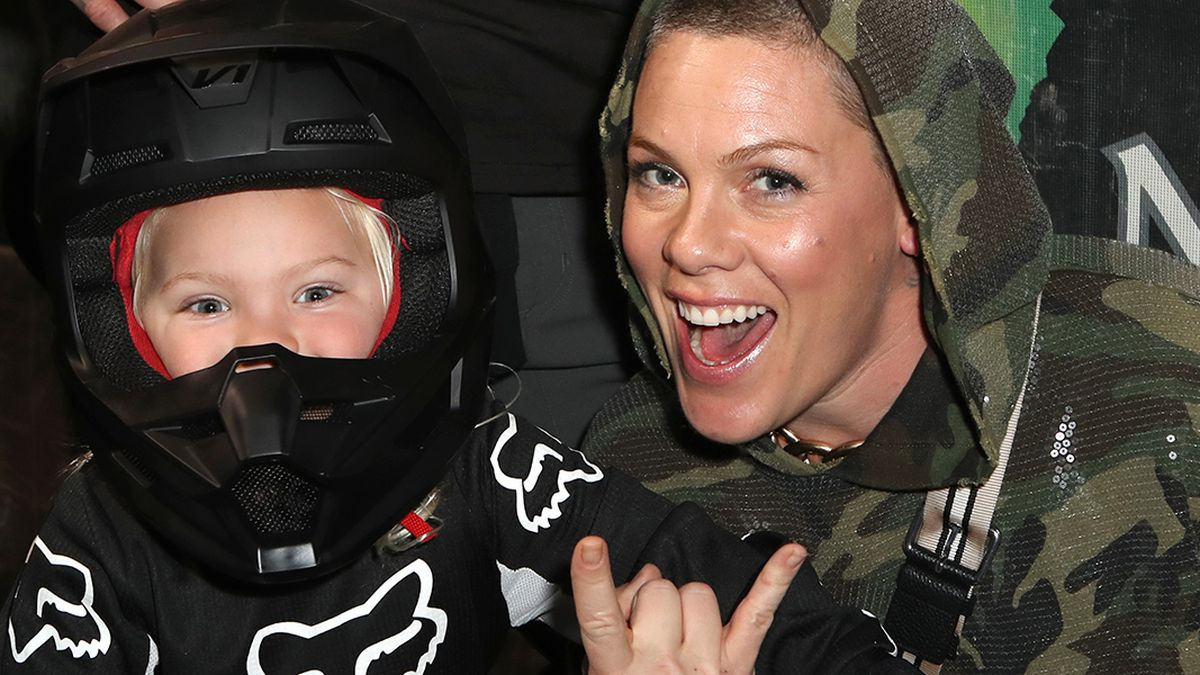 P!nk reveals that she tested positive for coronavirus