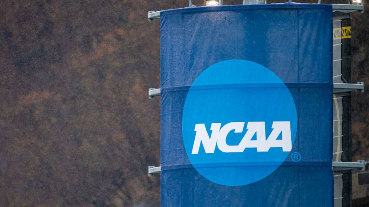 Coronavirus: NCAA president says fall championships scrapped except for FBS football