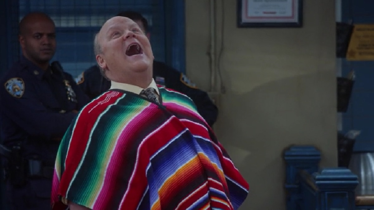 'Brooklyn Nine-Nine' first look: Hitchcock reveals his vote for best day of the year