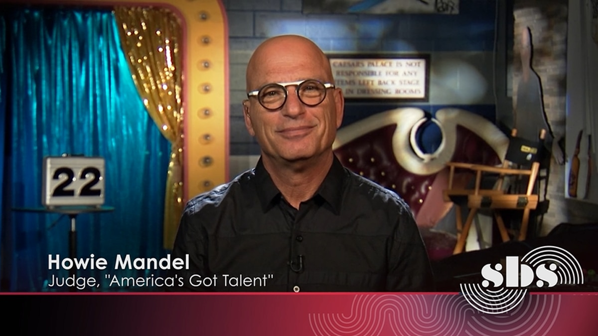 Howie Mandel talks exclusively about all new 'AGT'
